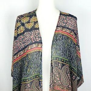 Daisy Shoppe Bohemian Open Kimono